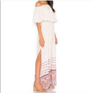 SHOW ME YOUR MUMU • baby haci maxi dress